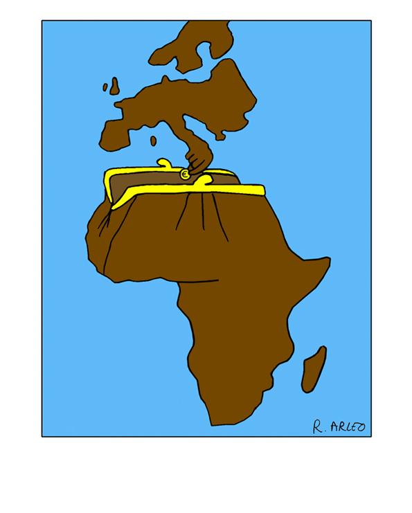 Une petite pièce pour l'Afrique